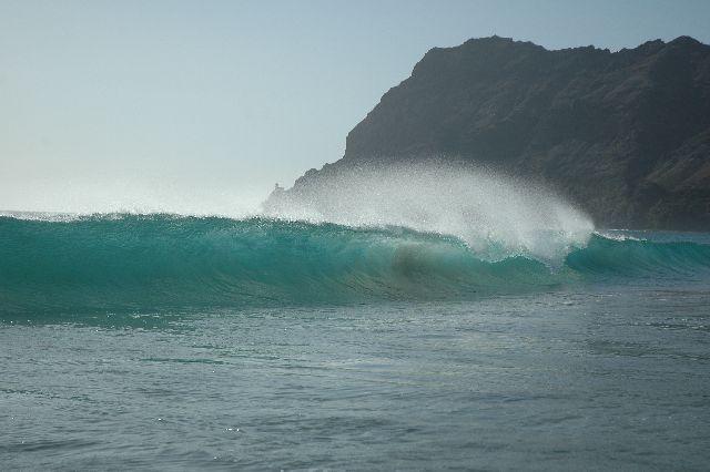 Zdjęcia: Sao Vincente, fala, Wyspy Zielonego Przylądka