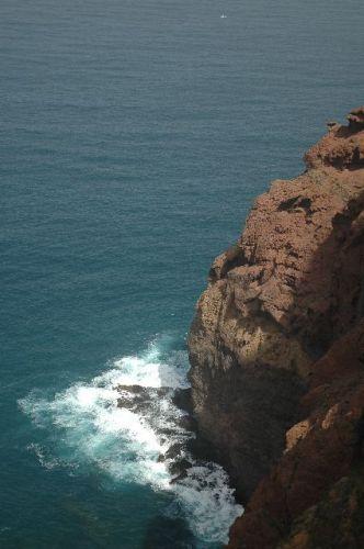 Zdj�cia: Santo Antao, Ponta do Sol-Cruzinha da Garca3, Wyspy Zielonego Przyl�dka