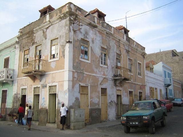 Zdjęcia: Mindelo, Sao Vincente, miejskie klimaty- Mindelo, Wyspy Zielonego Przylądka