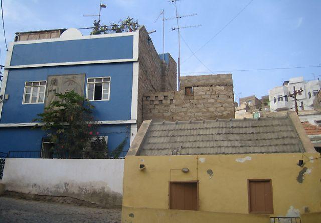 Zdjęcia: Mindelo, Sao Vincente, portowe uliczki, Wyspy Zielonego Przylądka