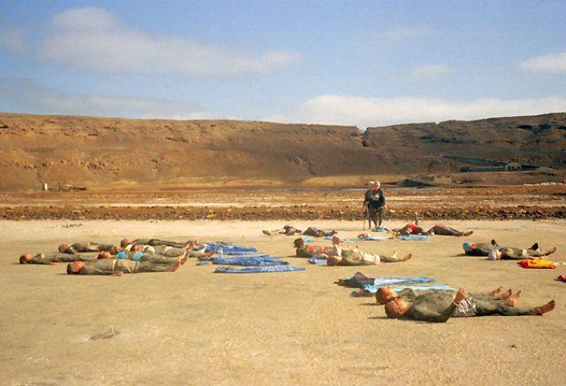 Zdj�cia: krater w Pedra de Lume, Sal, Co si� nie robi dla cia�a..., Wyspy Zielonego Przyl�dka