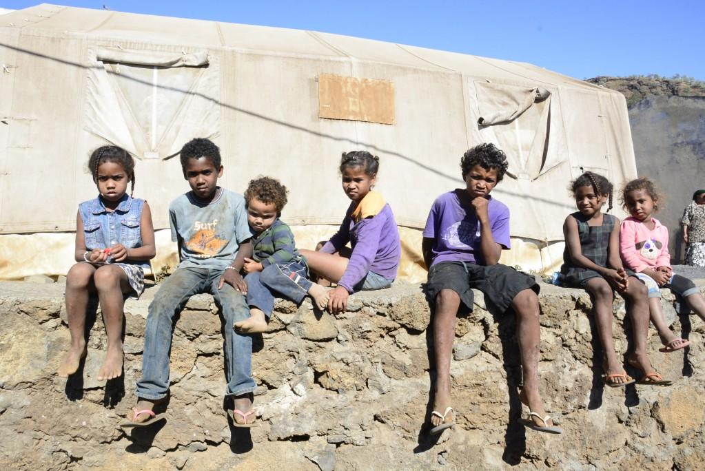 Zdjęcia: Fogo Island , Fogo, lot of faces, WYSPY ZIELONEGO PRZYLĄDKA