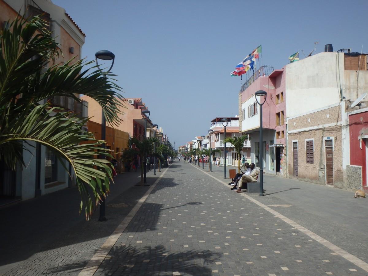 Zdjęcia: Santa Maria, Wyspa Sal, Santa Maria, WYSPY ZIELONEGO PRZYLĄDKA