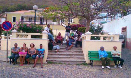 Zdjęcie WYSPY ZIELONEGO PRZYLĄDKA / Archipelag Cabo Verde / São Nicolau Island, Ribera Brava / Pokolenia...