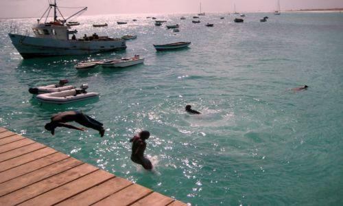 Zdjecie Wyspy Zielonego Przylądka / Sali / Santa Maria / Rybacy