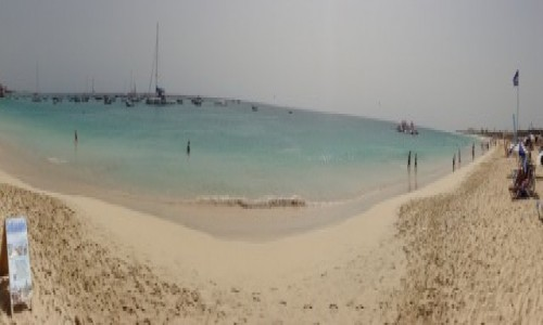 Zdjecie WYSPY ZIELONEGO PRZYLĄDKA / Sal / Santa Maria / Sal_Plaża Santa Maria