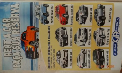 Zdjecie WYSPY ZIELONEGO PRZYLĄDKA / Sal / Santa Maria / Sal_wypozyczalnia samochodów