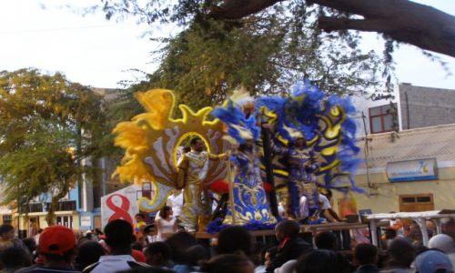Zdjęcie WYSPY ZIELONEGO PRZYLĄDKA / Santa Maria / santa maria / Karnawał