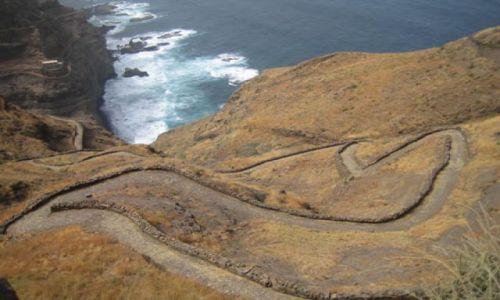 Zdjecie Wyspy Zielonego Przylądka / Wyspy Zielonego Przylądka / Santo Antao / trekking od Ribeira Grande do Cruzinha da Gar