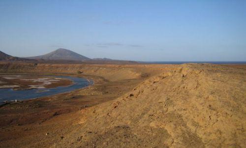 Zdjęcie Wyspy Zielonego Przylądka / Sal / Pedra de Lume / w kraterze w Pedra de Lume