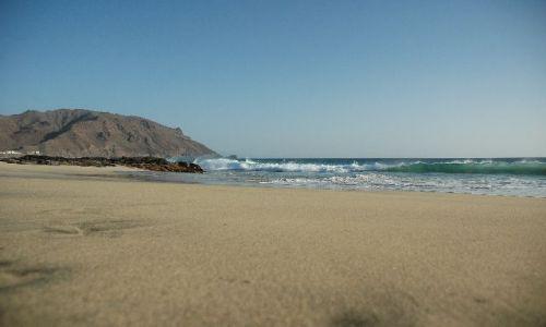 Zdjecie Wyspy Zielonego Przylądka / brak / Sao Vincente / urocza plaża