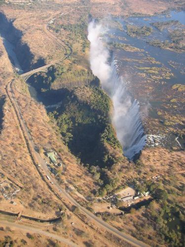 Zdjęcia: Zambia, Victoria Falls, ZAMBIA
