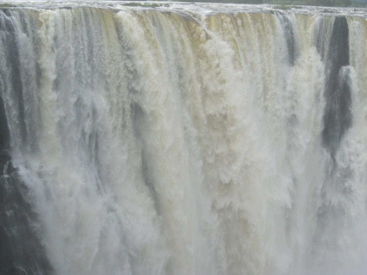 Zdjęcia: Zambia-Botswana, Zambia-Botswana, Wodospady Wiktorii - Zambia-Botswana, ZAMBIA