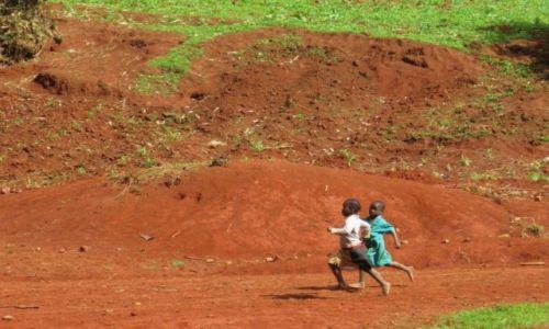 Zdjecie ZAMBIA / droga z Lusaki do Dar es Salaam / Tazara train / Tazara train-podróż pełna wrażeń