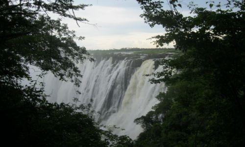 Zdjęcie ZAMBIA / Zambia / Zambia / Wodospady Wiktorii