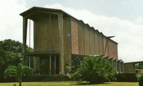 Zdjecie ZAMBIA / - / Lusaka / Katedra św. Krzyża