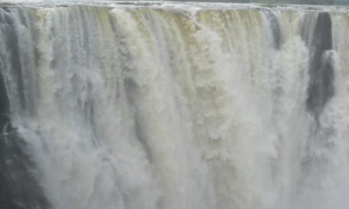 Zdjecie ZAMBIA / Zambia-Botswana / Zambia-Botswana / Wodospady Wiktorii - Zambia-Botswana