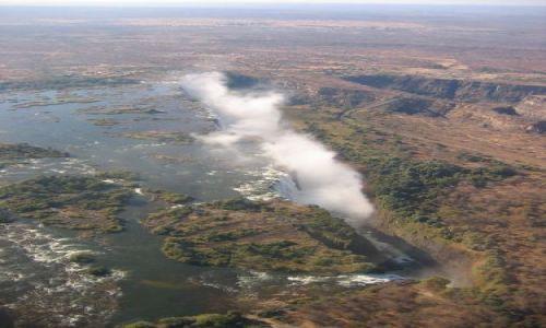 ZAMBIA / brak / Victoria Falls /