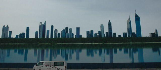 Zdjęcia: Dubai, Skyline, ZJEDNOCZONE EMIRATY ARABSKIE