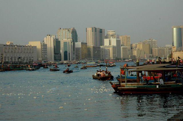 Zdjęcia: Dubai, Stare miasto, ZJEDNOCZONE EMIRATY ARABSKIE