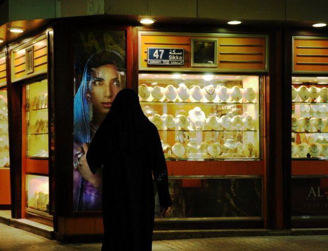Zdjęcia: Dubai, Na zakupach na targu złota, ZJEDNOCZONE EMIRATY ARABSKIE
