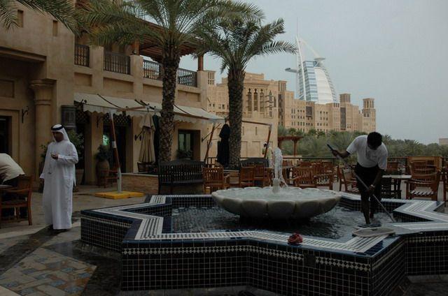 Zdjęcia: Dubai, i po burzy, ZJEDNOCZONE EMIRATY ARABSKIE