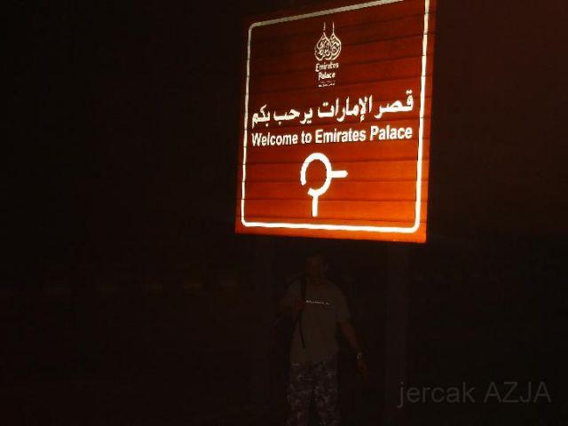 """Zdj�cia: abu dhabi, pa�ac """"hotel"""", ZJEDNOCZONE EMIRATY ARABSKIE"""