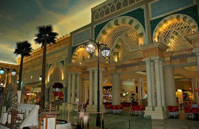 Zdjęcia: Dubaj centrum handlowe  Ibn Batuta Mall, Dubaj, ..., ZJEDNOCZONE EMIRATY ARABSKIE