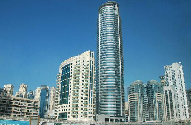 Zdjęcia: Sheikh Zayed Road,, Dubaj, ...., ZJEDNOCZONE EMIRATY ARABSKIE