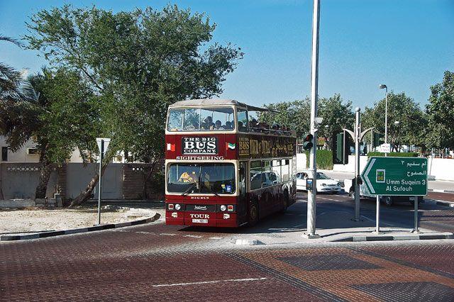 Zdjęcia: Dubaj, Emirat Dubaj, ulice Dubaju, ZJEDNOCZONE EMIRATY ARABSKIE