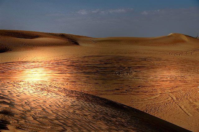 Zdjęcia: PUSTYNIA LAHBAB , Zatoka Perska, ..., ZJEDNOCZONE EMIRATY ARABSKIE