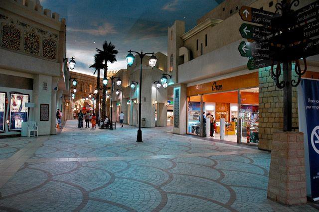 Zdjęcia:  Ibn Batuta Mall, Zatoka perska, ..., ZJEDNOCZONE EMIRATY ARABSKIE