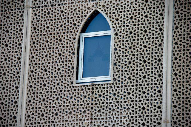 Zdjęcia: Dubaj, Zatoka perska, koronkowa robota ;), ZJEDNOCZONE EMIRATY ARABSKIE