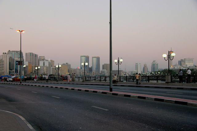 Zdjęcia: Dubaj, Zatoka perska, ulice, ZJEDNOCZONE EMIRATY ARABSKIE