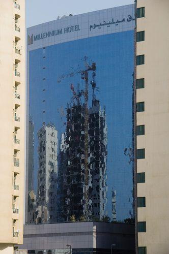 Zdjęcia: SHARJAH, odbicie, ZJEDNOCZONE EMIRATY ARABSKIE
