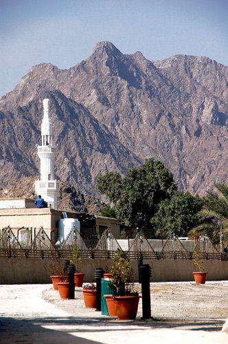 Zdjęcia: góry Al-Hadżar, Zatoka Perska, ...., ZJEDNOCZONE EMIRATY ARABSKIE