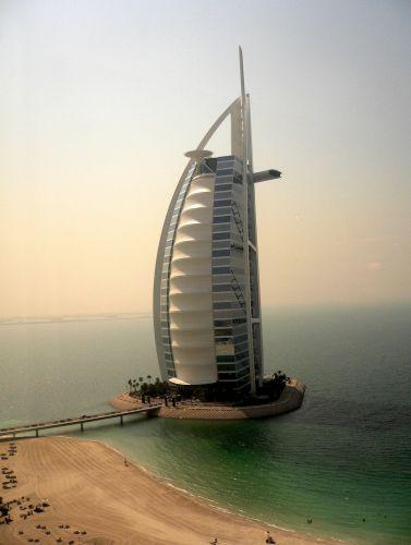 Zdjęcia: Dubai, Zatoka Perska, Burj Al Arab, ZJEDNOCZONE EMIRATY ARABSKIE