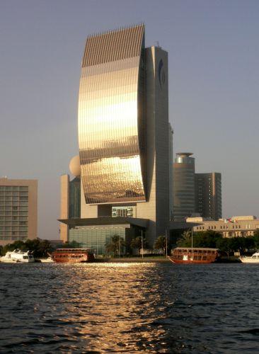 Zdjęcia: Dubai, Zatoka Perska, panorama Dubaju, ZJEDNOCZONE EMIRATY ARABSKIE