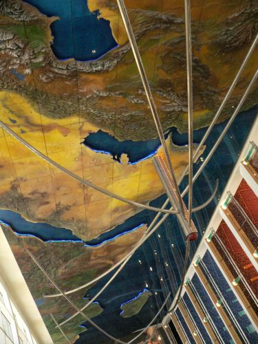 Zdjęcia: Dubai, Zatoka Perska, mapa, ZJEDNOCZONE EMIRATY ARABSKIE