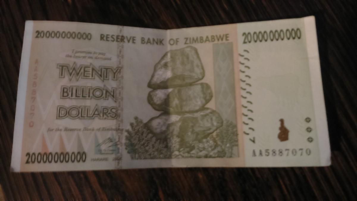 Zdjęcia: Zimbabwe, AFRYKA, a sami sobie liczcie zera, ZIMBABWE