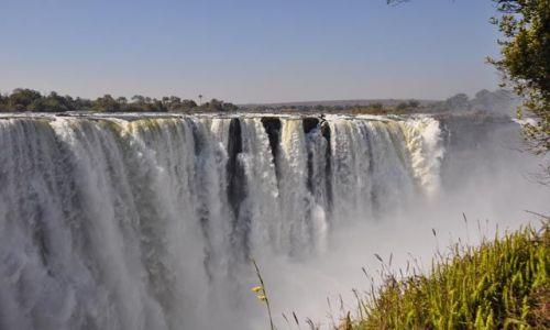 ZIMBABWE / - / Victoria Falls / Mosi-Oa-Tunja