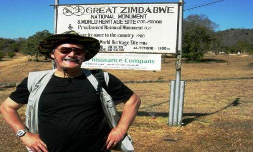 Zdjęcie ZIMBABWE / Bulawajo / Great Zimbabwe / Great Zimbabwe