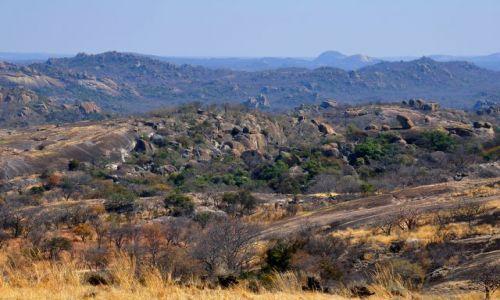 Zdjęcie ZIMBABWE / - / Park Narodowy Matopo / Park Narodowy Matopo
