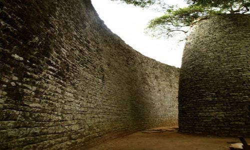 Zdjęcie ZIMBABWE / - / Great Zimbabwe / Great Zimbabwe, Great Enclosure