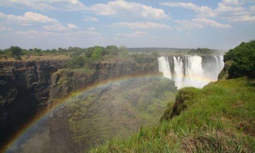 Zdjecie ZIMBABWE / - / Victoria Falls / Victoria Falls