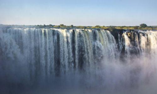 Zdjecie ZIMBABWE / Victoria Falls / Vicotria Falls / Wodospady Victorii