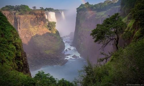 Zdjecie ZIMBABWE / Zimbabwe / Zimbabwe / Victoria Falls