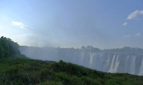 Zdjęcie ZIMBABWE / Pół.  zachodnie Zimbabwe / Wodospady Wiktorii /