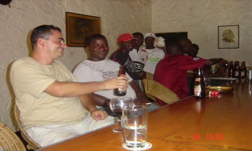 Zdjecie ZIMBABWE / Mashvingo / Great Zimbabwe (National Monument) / Integracja, czyli U cioci Genowefy na imieninach 4