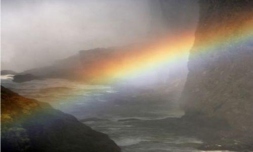 Zdjecie ZIMBABWE / brak / Victoria Falls / Piękno w trzech postciach.